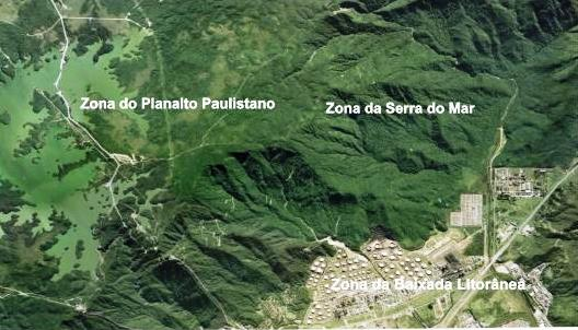 serra do mar com cuesta