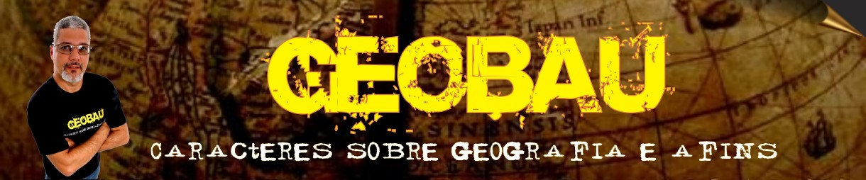 GeoBau | Caracteres sobre geografia e afins
