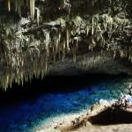 gruta lagoa azul foto cicero